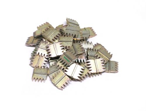 "Barnwell 1"" Scutch Chisel Combs Pack of 100"